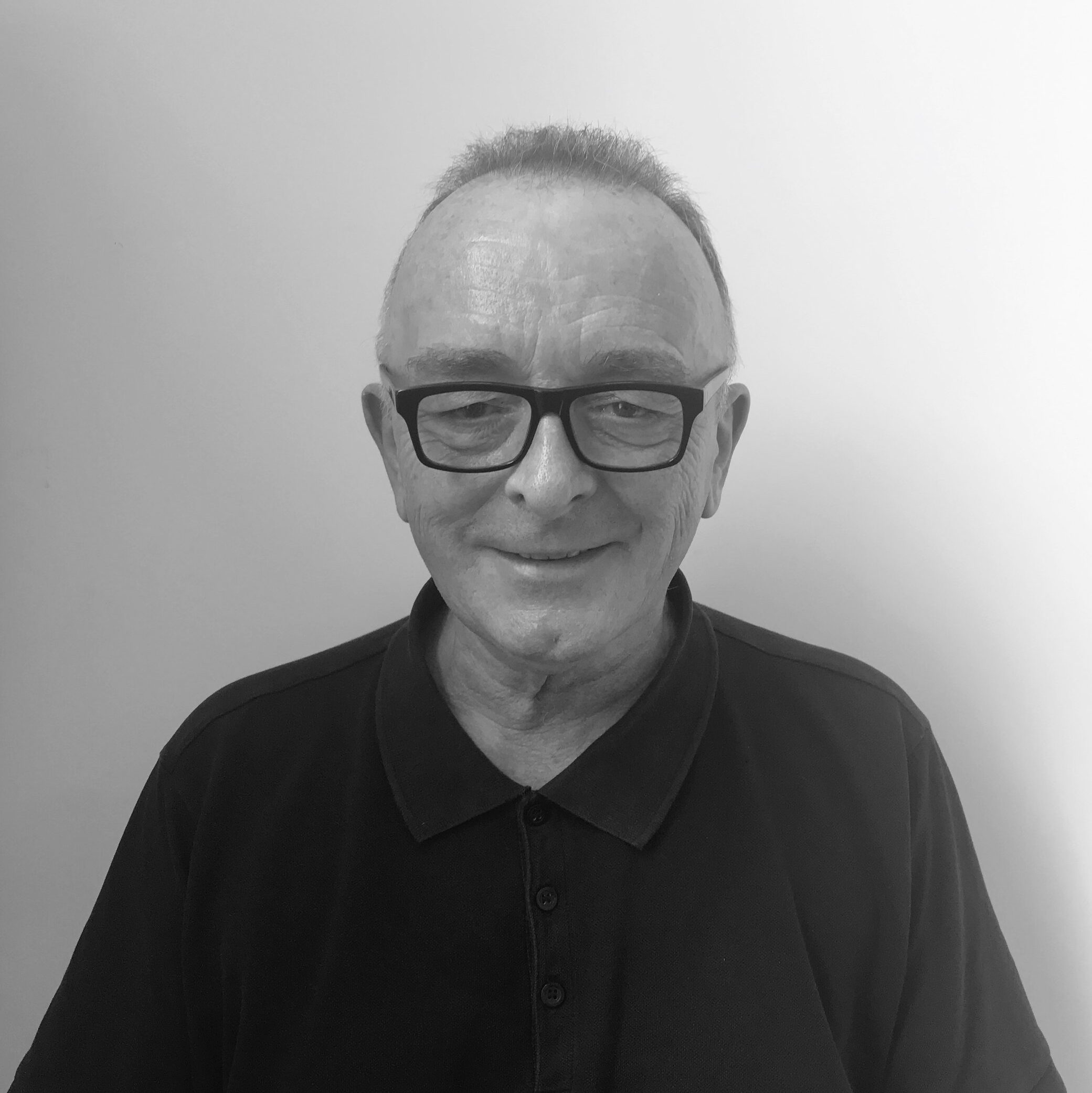 A photo of David, our Branch Resourcer